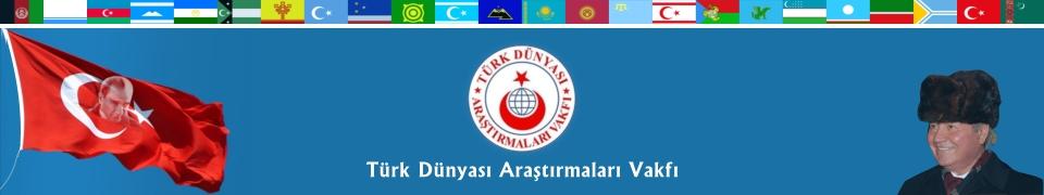 Turan | Türk Dünyası Araştırmaları Vakfı