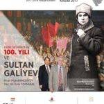 Ekim Devrimi'nin 100 Yılı ve Sultan Galiyev