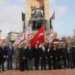 Kuzey Kıbrıs Türk Cumhuriyeti'mizin 34. Kuruluş Yıldönümünü Kutladık